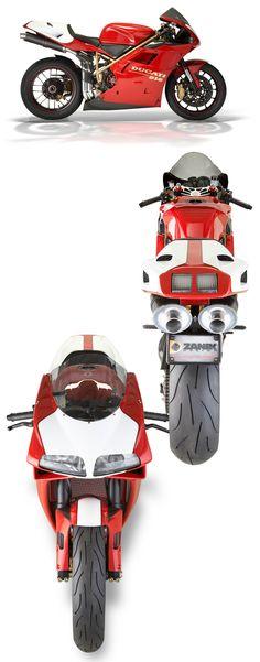Ducati 916 Makeover | Zanik Design