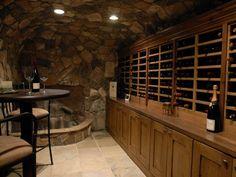wine rooms | Wine Rooms in Homes Under Stones