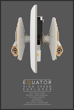 EQUATOR_ explore the space on Behance