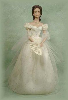 CRAWFORD MANOR Doll Empress Elizabeth of Austria (Sissi)