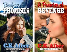 Romantic Suspense and Women's Fiction Writer:   Read books #1 and #2 from The Promise Series bef...