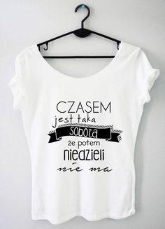 Time For Fashion Czasem / t-shirt biały