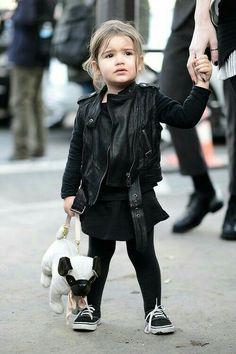 Princess,Gavin's littlest sister.