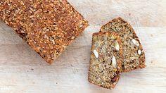 true taste hunters: Bezglutenowy chlebek zmieniający życie z dodatkiem kaszy jaglanej