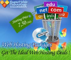 Get The Ideal Web Hosting Deals Only Rs. 750