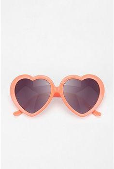 UO Sweetheart Sunglasses ($1-20) - Svpply