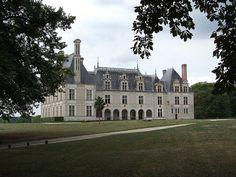 Château de Beauregard (Loir-et-Cher). Centre