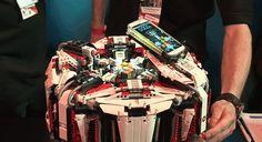 LEGO Robot Breaks Rubik's Cube World Record, Looks Badass Doing It