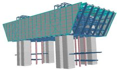 STAAD pro is a structural analysis and design software which can be used to design/analyse RCC and steel structures according to the relevant country code. STAAD. Pro is one of the advanced tools used by the Civil Engineers for structural analysis of the designs in the construction and building industry. Structural Analysis, Country Codes, Steel Structure, Civil Engineering, Abu Dhabi, Uae, Skyscraper, Multi Story Building, Construction