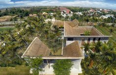 Gallery of Cam Thanh Community House / 1+1>2 - 12