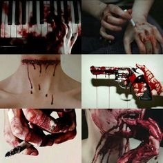 Self - destruction Gore Aesthetic, Sang, Dark Art, Dark Side, It Hurts, Blood, Aesthetics, Horror, Everything