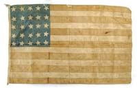 "25 Star American Flag ""Arkansas"""