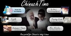 """www.chinuchtime.com  Amazing chinuch articles!  Each and every one is a gem!  Highly recommend reading the ones on teaching how to read, teaching davening, """"The Rebbe's Revolutionary Approach"""", and the one on movies (next page)."""