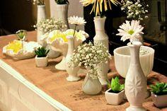 Misc. Milk Glass Vases