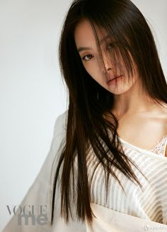 ~ Living a Beautiful Life ~ More of f(x) Victoria's charming pictures from 'Vogue Me' magazine ~ Wonderful Generation