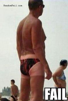 Swimsuit #FAIL
