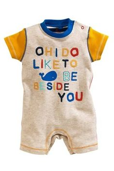Buy Beside You Romper (0-18mths) from the Next UK online shop