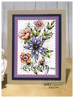 Every Single Day {june 2018 sentiment kit} Im Thinking About You, Happy Wishes, Unity Stamps, You Are Special, Happy Today, Cute Mouse, Singles Day, Copic Markers, Poinsettia