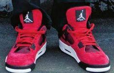 """reputable site 82283 8a0fa Air Jordan 4 Retro """"Toro"""" Sneaker Release Date  MensFashionSneakers Nike  Air Jordan 5"""