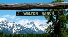 Considered to be one of the most exquisite, authentic working cattle ranches in the American West today, Walton Ranch features outstanding fishing and hunting opportunities. Picture perfect, the ranch's natural topography provides rolling grass-covered meadows with westerly views of the Grand Teton Mountains.