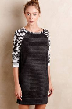 Two-Stripe Tunic | Pinned by topista.com
