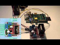 ▶ Raspberry Pi - How to control motors... - YouTube