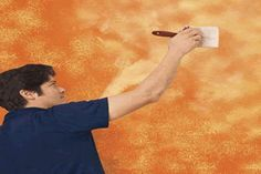 Learn how to colour wash the walls in your home for a bright and airy feel, with the instructions and tips in this diy painting and decorating guide.