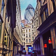 The City of London Fenchurch Street