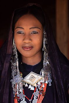 Africa |  Libya Woman | | © Majed Egrira