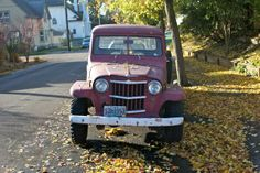 56 Willys Jeep
