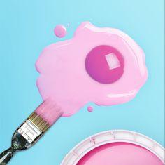 Egg paint - Paul Fuentes Design