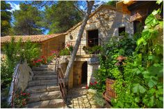 #Experience an authentic Dalmatian ambient in our Ethno Village.