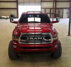 40 Coolest Pictures of Impressive Lifted Dodge Ram 1500 Designs - Awesome Indoor & Outdoor Jacked Up Trucks, Ram Trucks, Dodge Trucks, Jeep Truck, Diesel Trucks, Pickup Trucks, Truck Rims, Dodge Diesel, Dodge Cummins