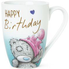 Tatty Teddy Happy Birthday Mug - Me to You