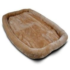 """48"""" Majestic Pet Crate Pet Bed Mat (Honey)"""
