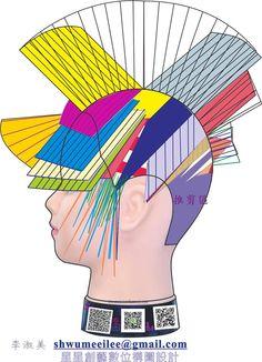 Hairtechapp Head Sheet Hair Design In 2018 Pinterest
