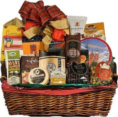 Holiday Corporate Gift baskets| Large holiday gift basket|gourmet gift baskets grand size|Ultimate holiday gift basket