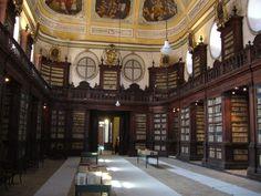 Biblioteca Ursino di Catania.