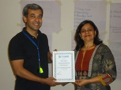 Dipti Gogate - being awarded the prestigious & difficult to earn #NLP Practitioners certificate.  Next Open Training #ICF + #NLP Dual #Certification #Life #Coach #Training #Mumbai #Pune #India -- #Pune - starts 16th NOV -- #Mumbai - starts 28th NOV  Attend From Anywhere #Everyday #Persuasion #Influence #Negotiations - #Online #Webex Starts 27th Oct  #Emotional #Fitness #Gym - #Online #Webex Starts 17th Nov  More information at - http://www.anildagia.com/events