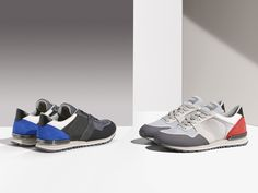 Tod's Sneakers: the gentleman's choice for a perfect sporty chic look. #Tods #SS16 #Sneakers