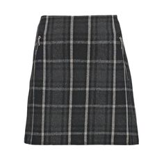 GAP Minirock - black plaid