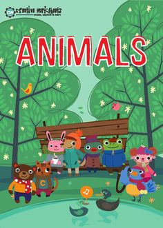 Animals Theme - Farm Animals, Let's Go to the Zoo, Under the Sea & Pets. Matching, coloring, what comes next, practice writing skills, connect the dots, cutting and pasting, vocabulary and much more.  These worksheets are beautifully designed and provide fantastic age-appropriate learning. Your kids will love them.