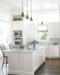 Verdigris Vie: wonderful kitchen