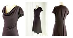 This post may contain affiliate links.   The Eva dress pattern is for a classy and elegant piece with a beautiful cowl neck. This pattern is available in US sizes 6 -20 (European sizes 34-48) I found the Eva Dress Pattern in the … Read More