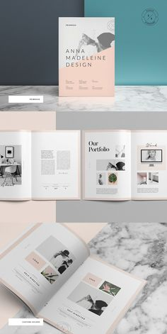 The Primrose Portfolio template is a 18 page Indesign brochure template available in both and US letter sizes. This beautiful and simple brochure is ideal Portfolio Design Layouts, Fashion Portfolio Layout, Template Portfolio, Product Design Portfolio, Indesign Portfolio, Branding Portfolio, Mise En Page Portfolio, Portfolio Book, Graphic Portfolio