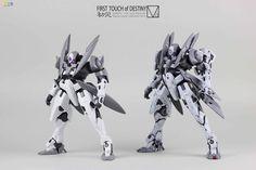 "Custom Build: MG 1/100 GN-X ""Beginning"" - Gundam Kits Collection News and Reviews"