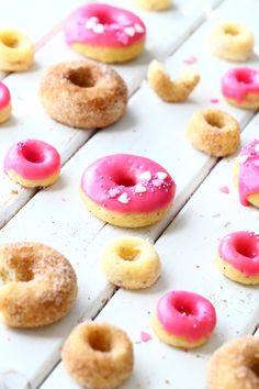 Munattomat ja maidottomat donitsit uunissa - Suklaapossu Doughnut, Gluten Free, Sweets, Candy, Homemade, Baking, Desserts, Food, Ideas
