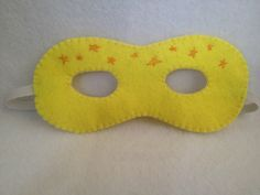 A superhero mask from my Etsy shop https://www.etsy.com/uk/listing/119784869/mask
