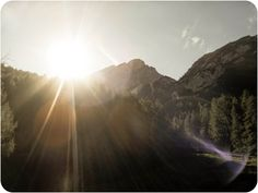 PoLona #Somrak  #GOLDEN #SUN #BURSTING  <3