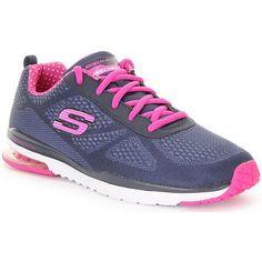 stijlvolle Skechers skechair infinity dames sneakers (Multi)